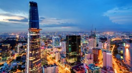 Real estate ranked second in attracting foreign capital