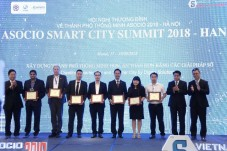 Hanoi builds intelligent city